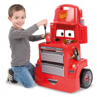Cars 3 Mack Truck Trolley - Smoby 7600360208