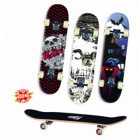 Sport One - Skateboard Mistery 3 Disegni Assortiti