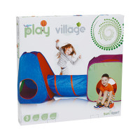 Nuova Tenda Tunnel 3 in 1 - Play Village