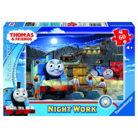Thomas & friends - puzzle 60 pezzi