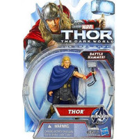 Thor Action Figure- Hasbro