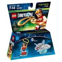 Wonderwoman DC Comics - Fun Pack