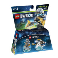 Zane ninjago - Fun Pack