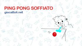 Ping Pong soffiato