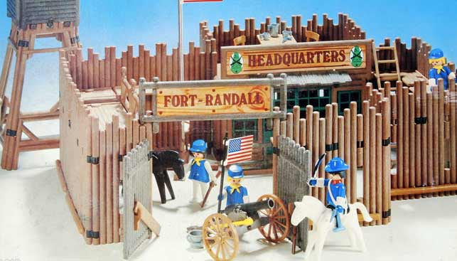 Fortino Playmobil