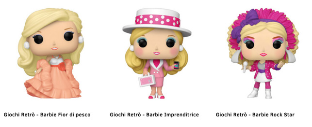 Funko Barbie Retrò